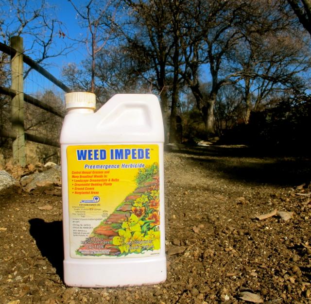 Weed Impede2