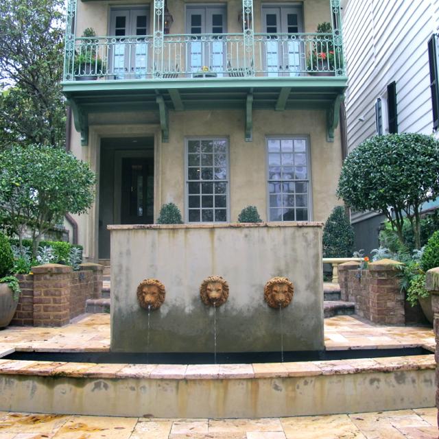 Charleston Fountain2