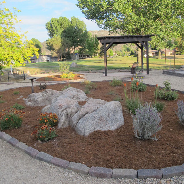 Bear Valley Springs landscape design